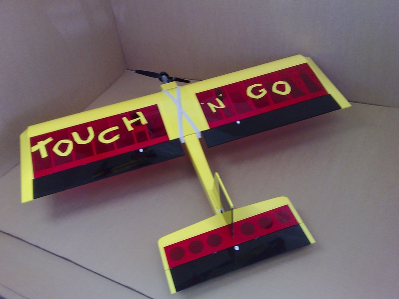 Touch & Go Kit